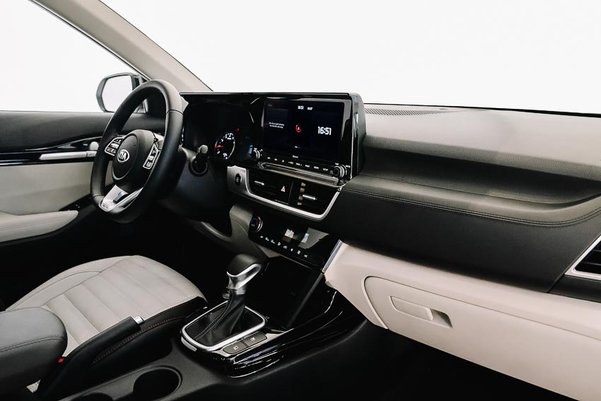 THACO giới thiệu SUV KIA Seltos, 4 phiên bản giá cao nhất 719 triệu đồng - 5