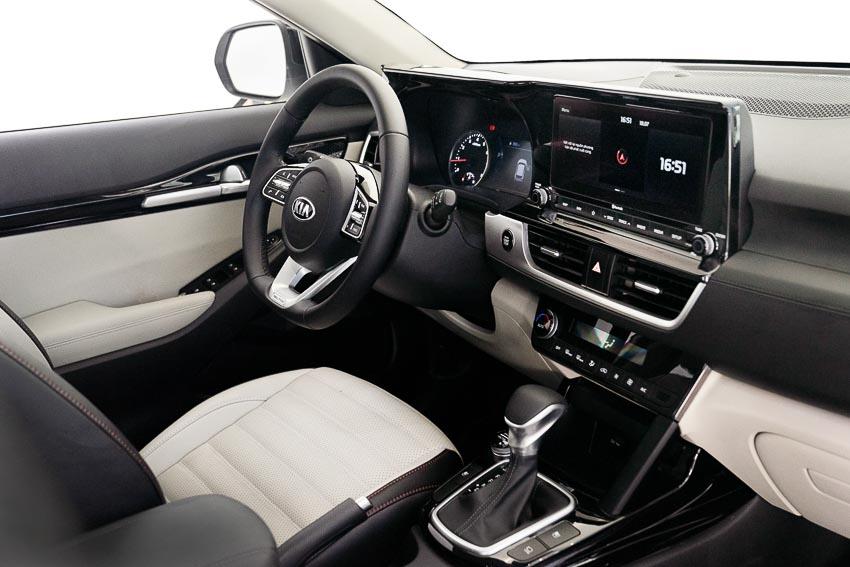 THACO giới thiệu SUV KIA Seltos, 4 phiên bản giá cao nhất 719 triệu đồng - 6