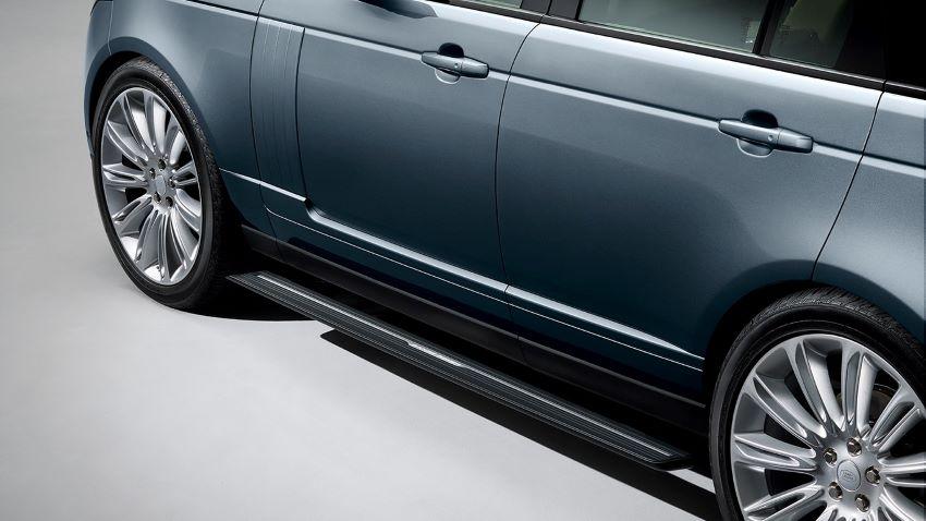 Trải nghiệm xe Jaguar Land Rover