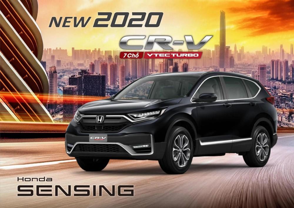 Honda CR-V 2020 lộ thông số kỹ thuật trước ngày ra mắt Việt Nam - 2