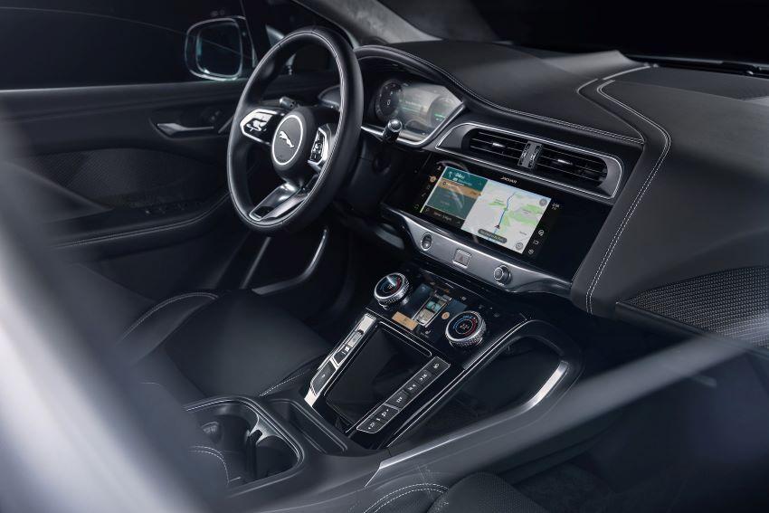 SUV chạy điện Jaguar I-PACE