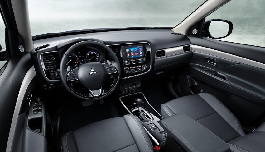 Outlander 2020 2.4 CVT Premium