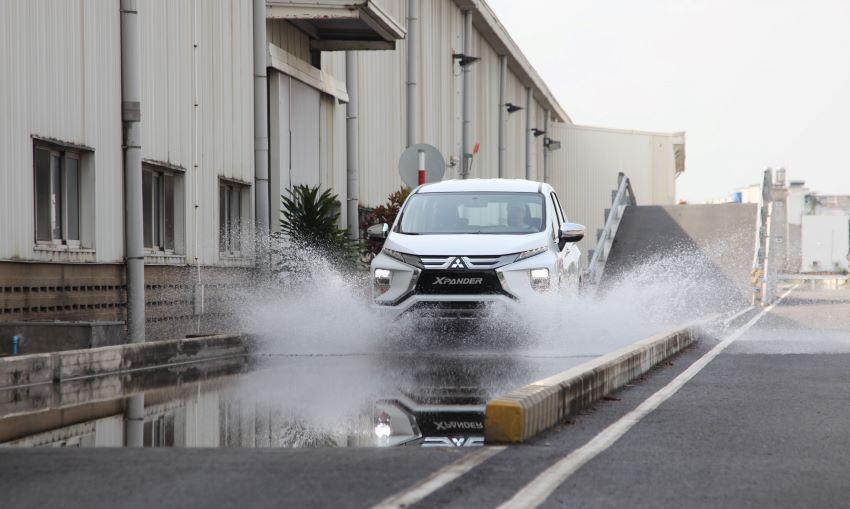 xe Xpander lắp ráp trong nước
