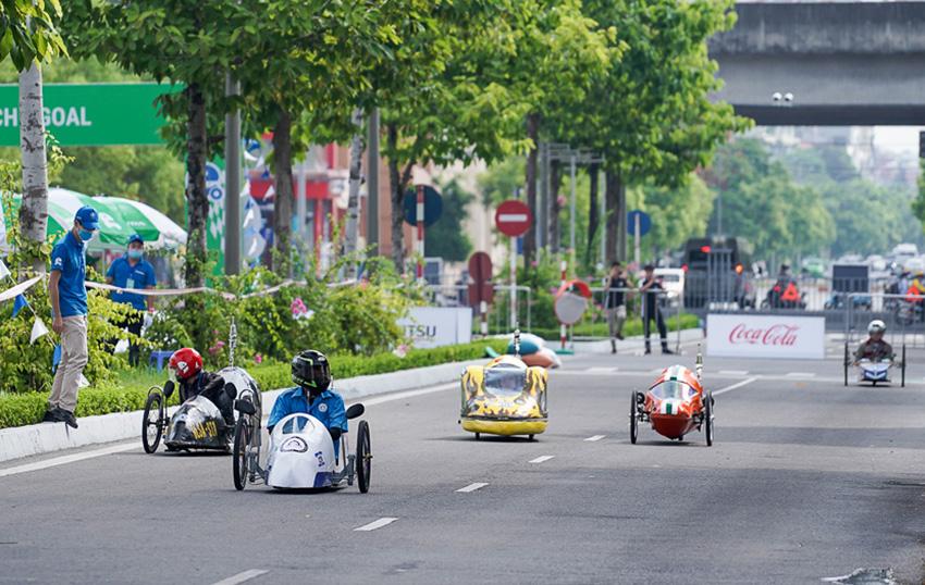 Chung kết cuộc thi Lái xe sinh thái Honda 2020 - 6
