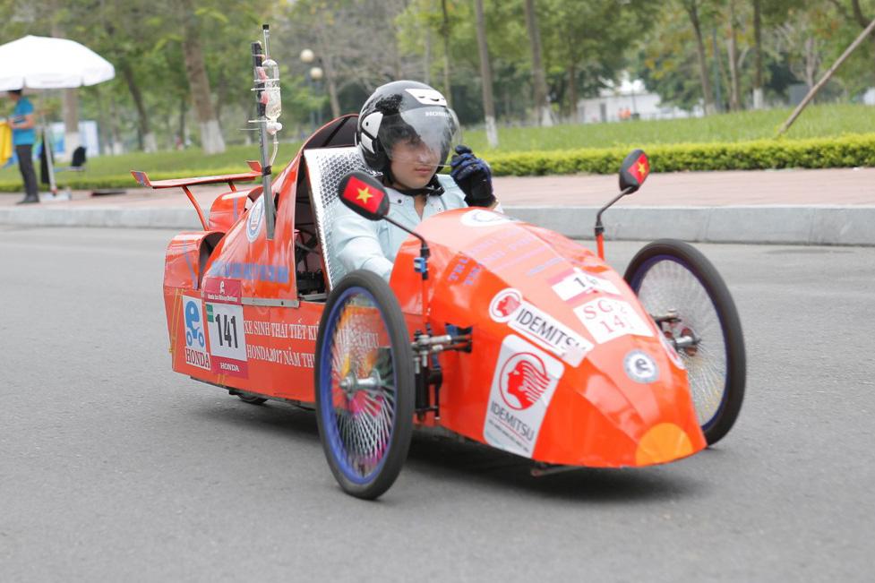 Chung kết cuộc thi Lái xe sinh thái Honda 2020 - 5