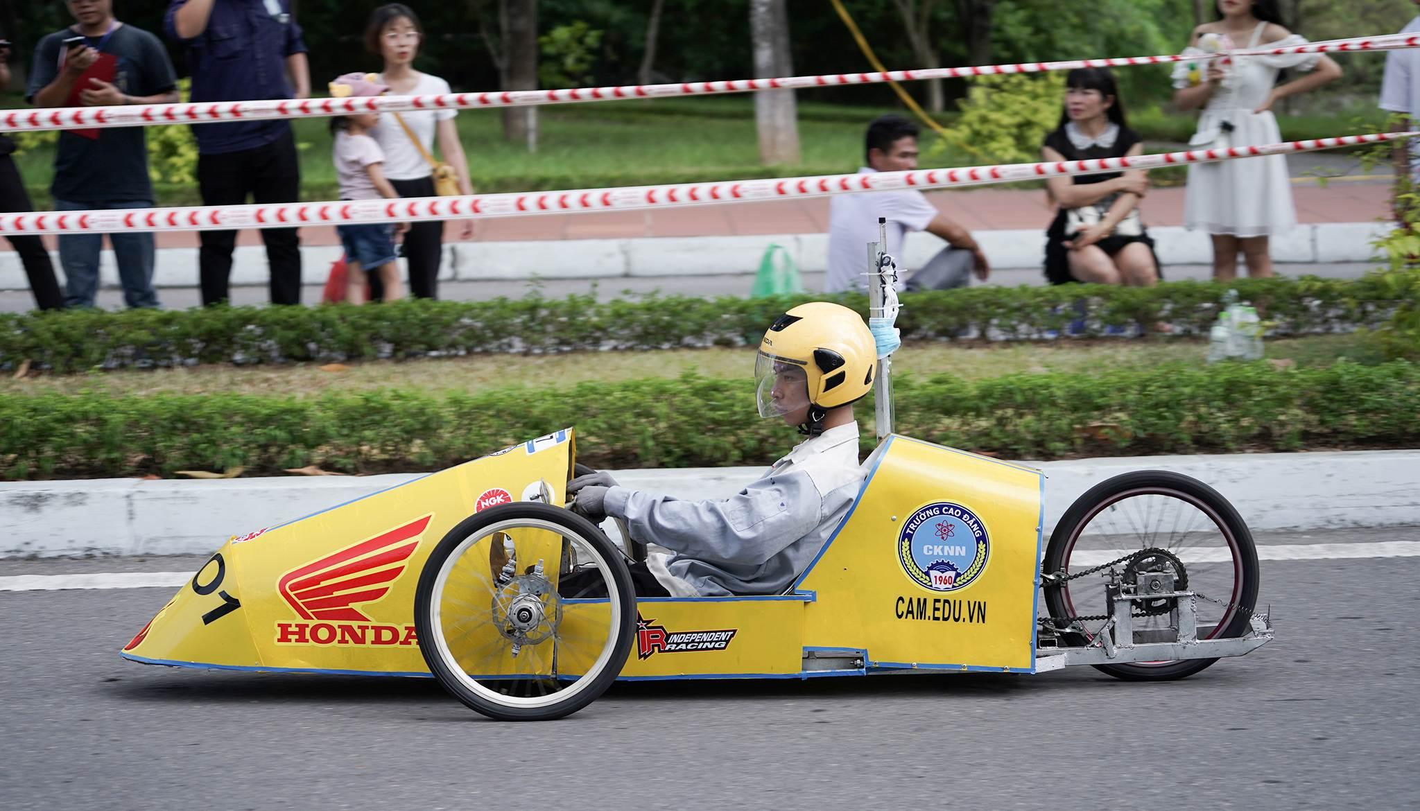 Chung kết cuộc thi Lái xe sinh thái Honda 2020 - 3