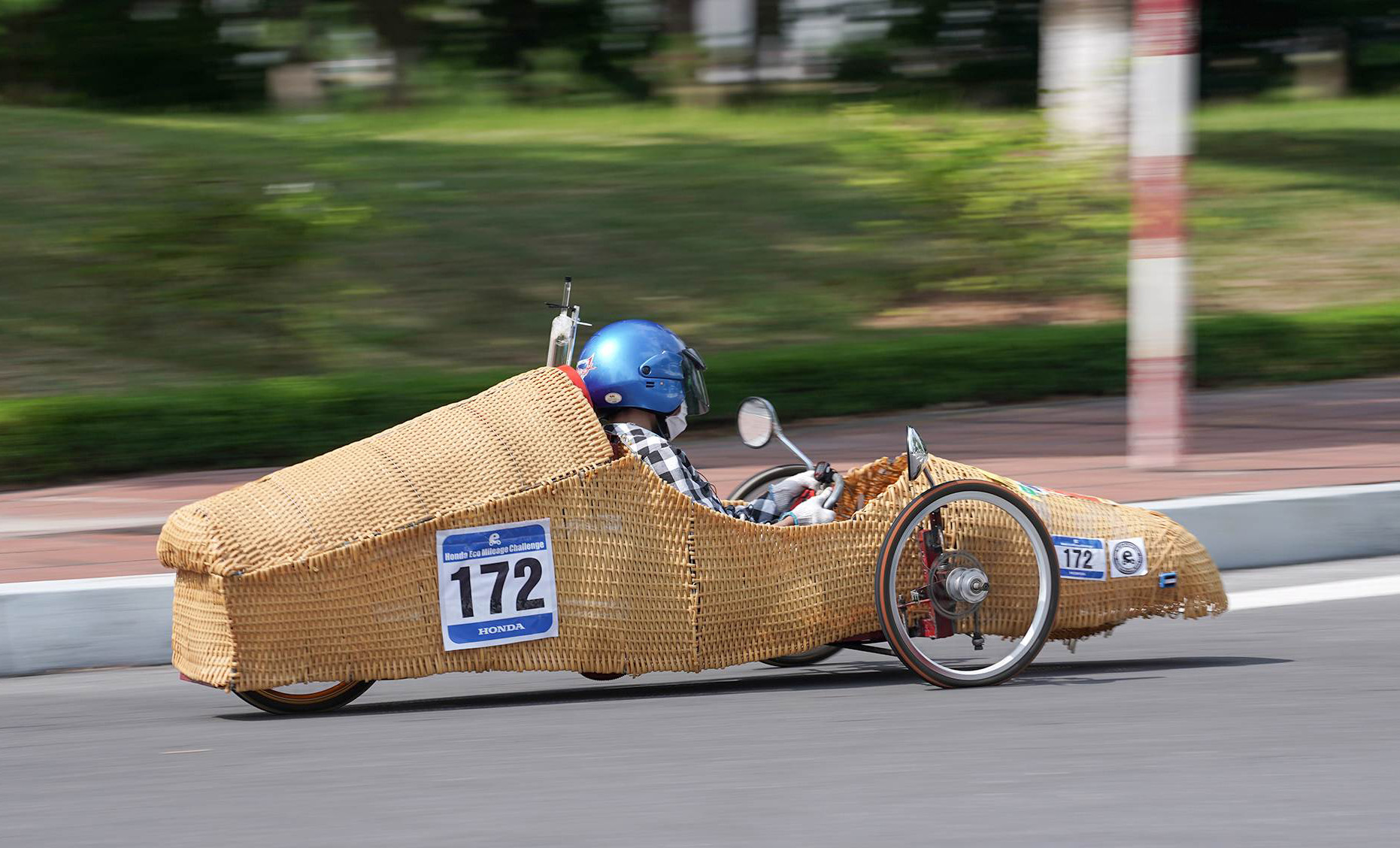 Chung kết cuộc thi Lái xe sinh thái Honda 2020 - 2