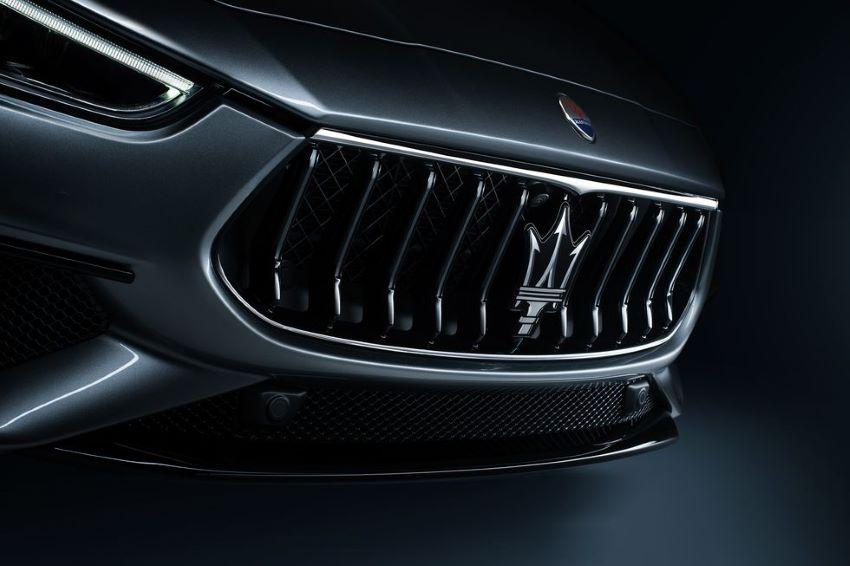 mẫu xe Maserati Ghibli Hybrid