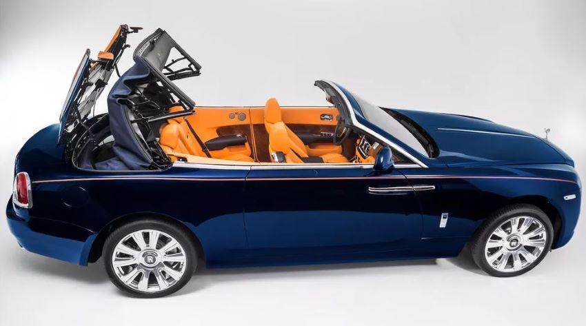 câu chuyện Rolls-Royce