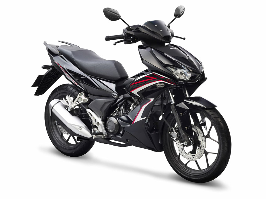 Honda Việt Nam ra mắt phiên bản Winner X mới, bổ sung tem màu mới đậm chất thể thao - 2