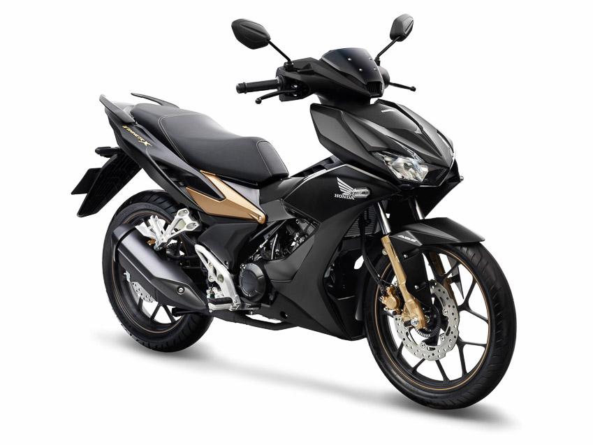 Honda Việt Nam ra mắt phiên bản Winner X mới, bổ sung tem màu mới đậm chất thể thao - 3