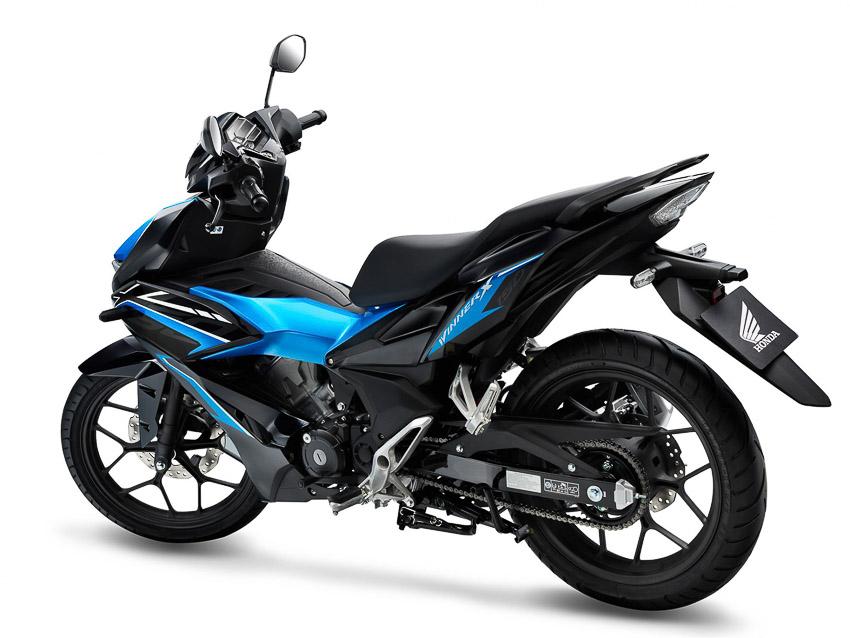 Honda Việt Nam ra mắt phiên bản Winner X mới, bổ sung tem màu mới đậm chất thể thao - 4