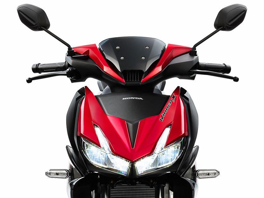 Honda Việt Nam ra mắt phiên bản Winner X mới, bổ sung tem màu mới đậm chất thể thao - 6