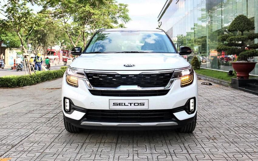 Kia Seltos phiên bản 1.6 Premium tại Việt Nam có gì khác biệt - 1