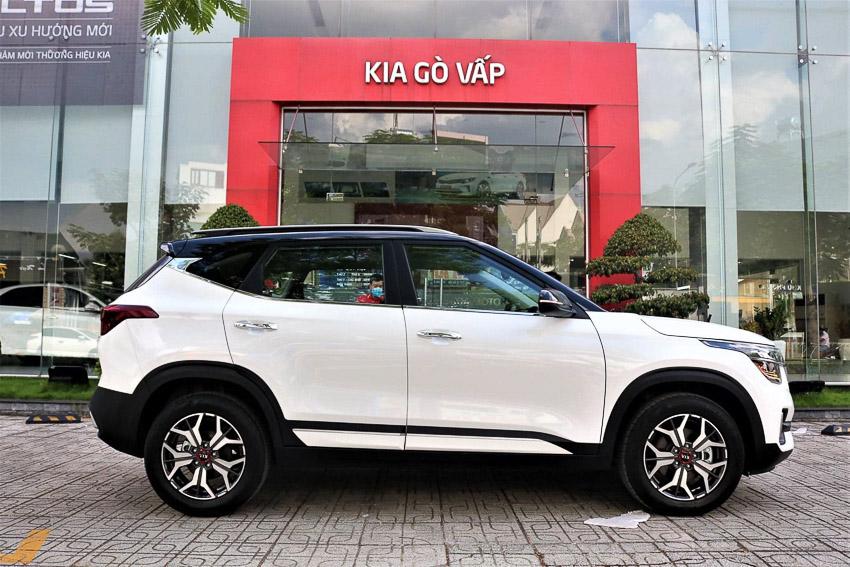 Kia Seltos phiên bản 1.6 Premium tại Việt Nam có gì khác biệt - 3