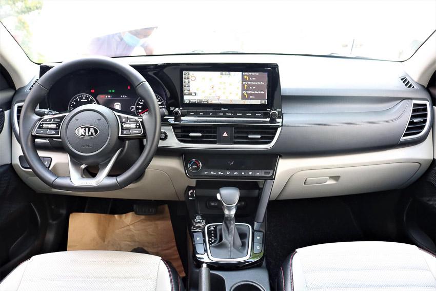 Kia Seltos phiên bản 1.6 Premium tại Việt Nam có gì khác biệt - 4
