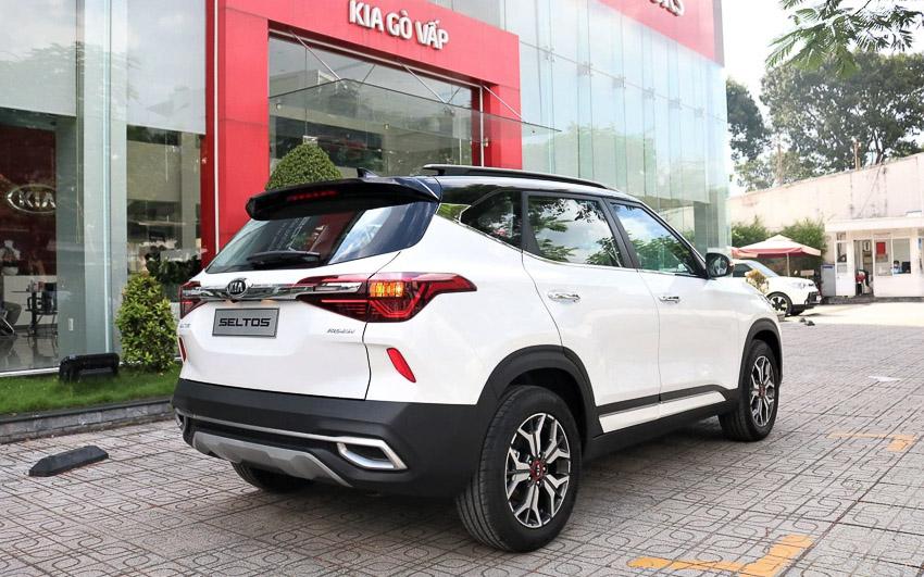 Kia Seltos phiên bản 1.6 Premium tại Việt Nam có gì khác biệt - 6