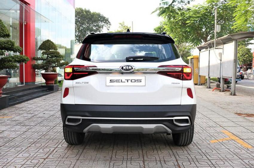 Kia Seltos phiên bản 1.6 Premium tại Việt Nam có gì khác biệt - 9