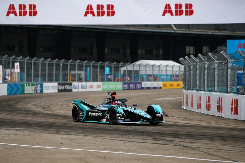 Đội đua Panasonic Jaguar kết thúc tại vị trí thứ 7 - 12
