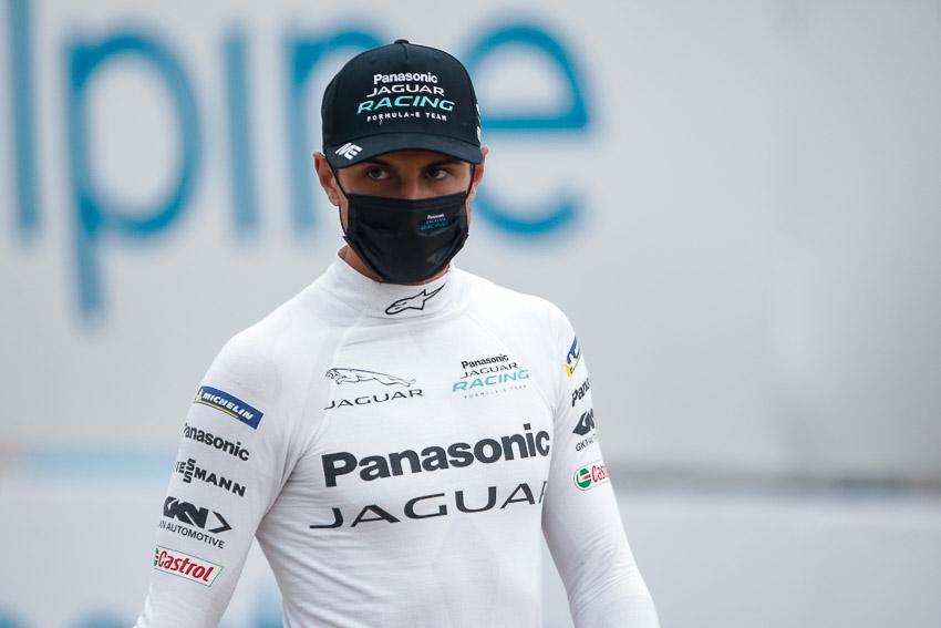 Đội đua Panasonic Jaguar kết thúc tại vị trí thứ 7 - 1