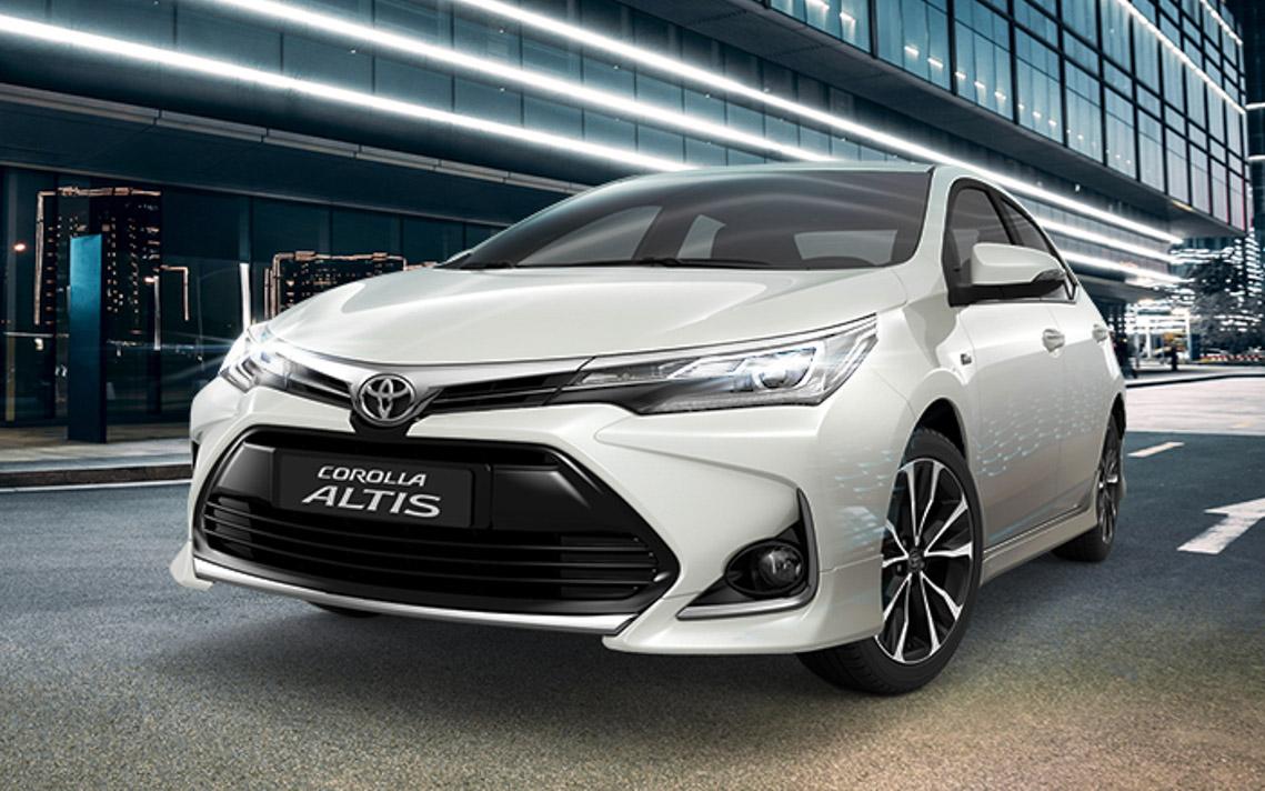 Toyota Corolla Altis 2020 tại Việt Nam: Nâng công nghệ, giảm giá bán 28 triêu - 01