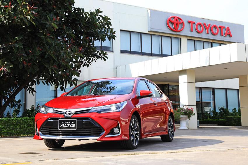 Toyota Corolla Altis 2020 tại Việt Nam: Nâng công nghệ, giảm giá bán 28 triêu - 0