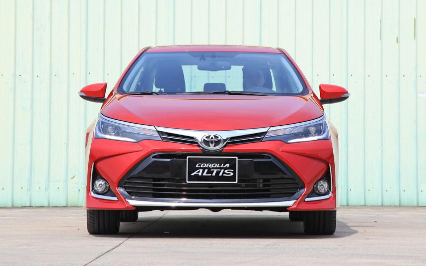 Toyota Corolla Altis 2020 tại Việt Nam: Nâng công nghệ, giảm giá bán 28 triêu - 07