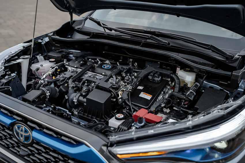 Toyota Corolla Cross có giá khởi điểm từ 720 triệu đồng - 03