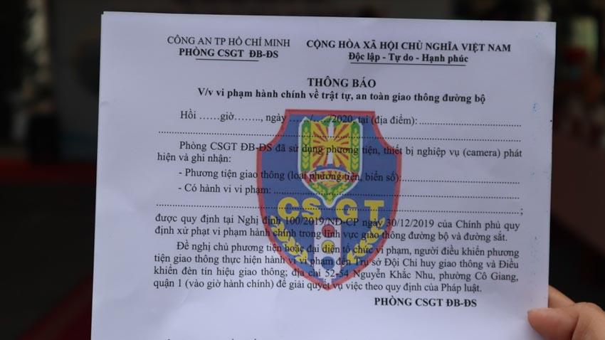 Nữ CSGT TP.HCM sẽ tuần tra xử lý vi phạm trên tuyến đường kiểu mẫu -2