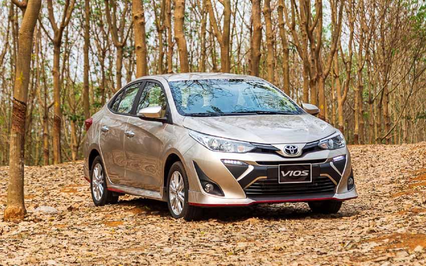 Toyota Việt Nam bán ra 5.462 xe trong tháng 7/2020 - 1