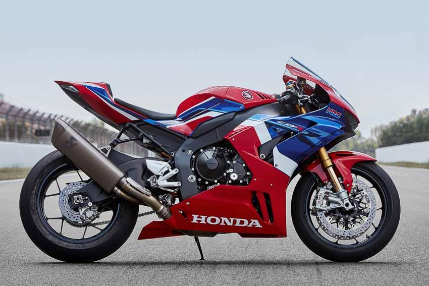 Honda CBR1000RR-R Fireblade 2020 ra mắt, giá từ 949 triệu đồng - 9