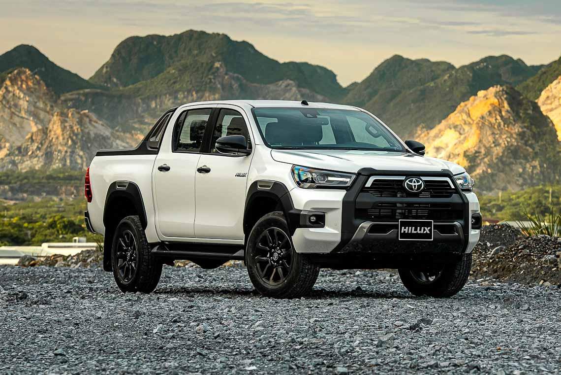 Toyota Hilux 2020 cải tiến vượt trội về thiết kế, công nghệ an toàn - 7