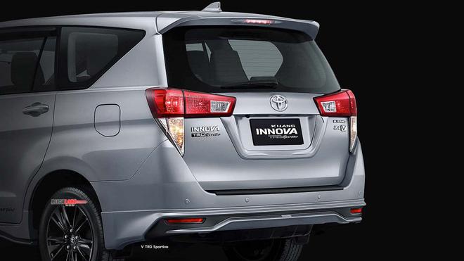Toyota Innova phiên bản TRD Sportivo có gì đặc biệt? - 02