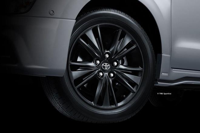 Toyota Innova phiên bản TRD Sportivo có gì đặc biệt? - 04