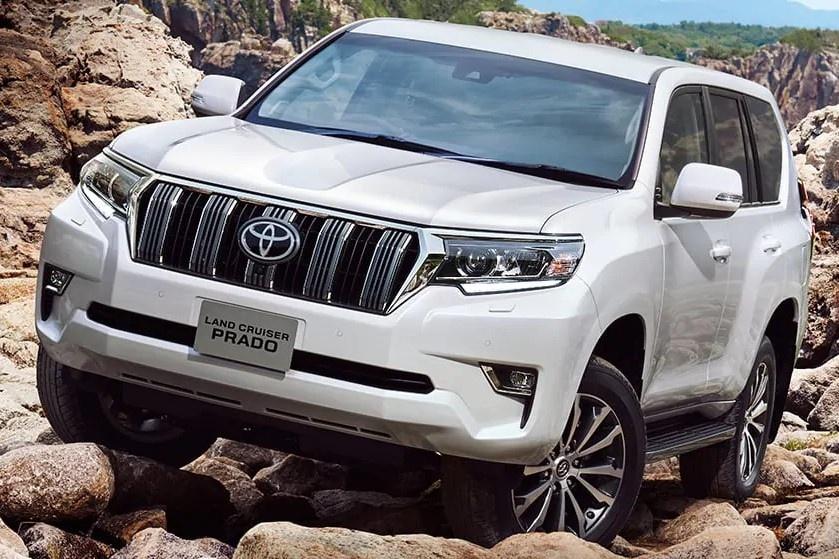 Toyota Land Cruiser Prado 2021 ít thay đổi, nâng cấp động cơ - 10