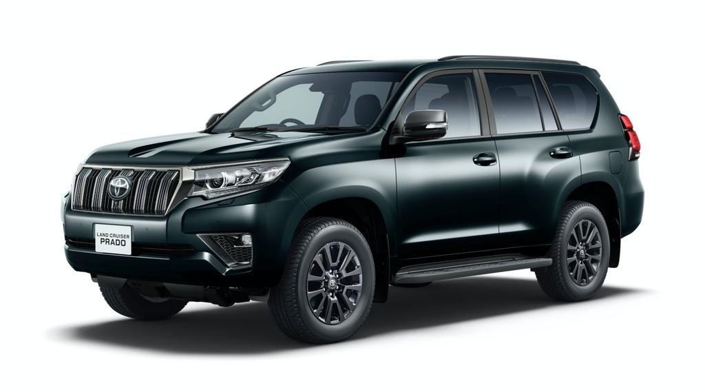 Toyota Land Cruiser Prado 2021 ít thay đổi, nâng cấp động cơ - 11