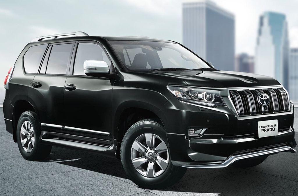 Toyota Land Cruiser Prado 2021 ít thay đổi, nâng cấp động cơ - 4