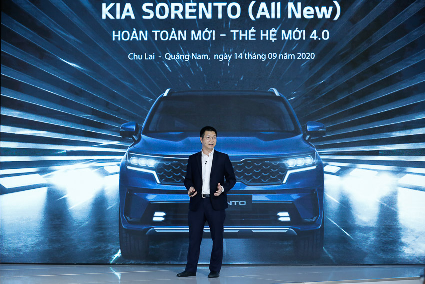 Kia Sorento 2021 ra mắt Việt Nam có 9 phiên bản, giá từ hơn 1 tỷ đồng - 5