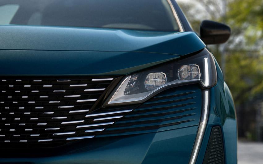 Peugeot 5008 2021 chính thức lộ diện, mang diện mạo mới - 2