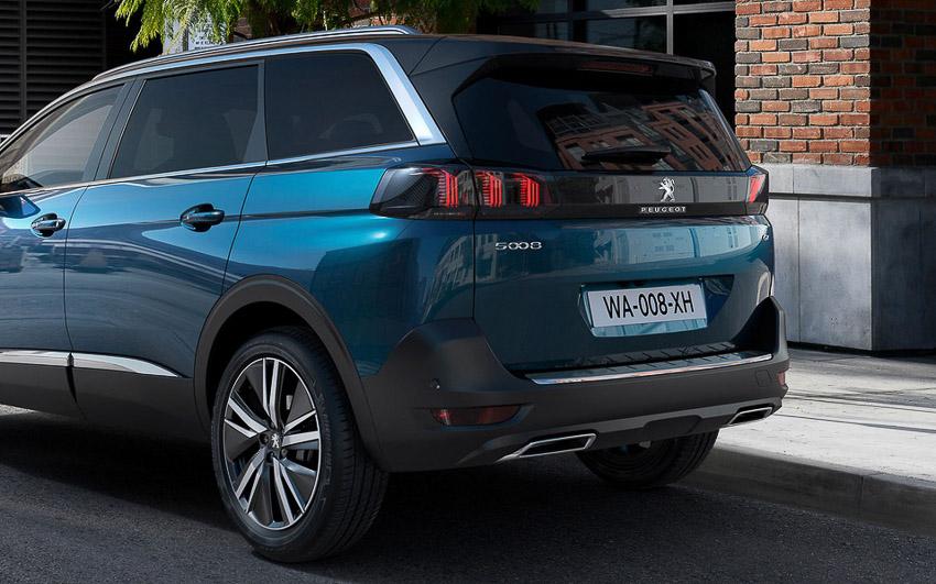 Peugeot 5008 2021 chính thức lộ diện, mang diện mạo mới - 6