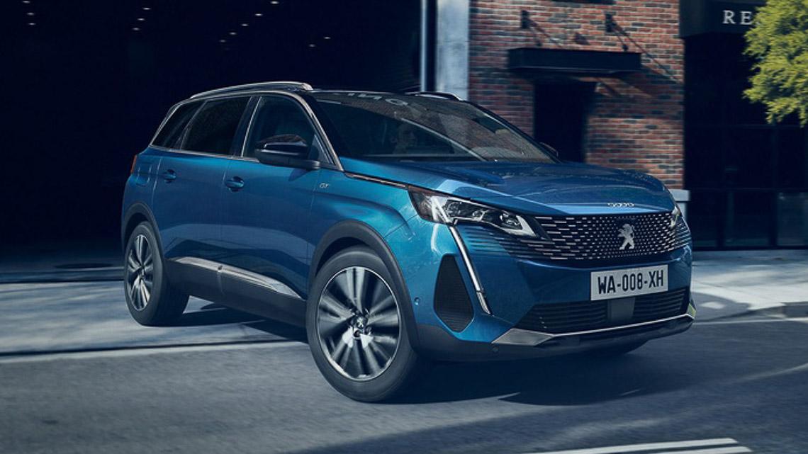 Peugeot 5008 2021 chính thức lộ diện, mang diện mạo mới - 8