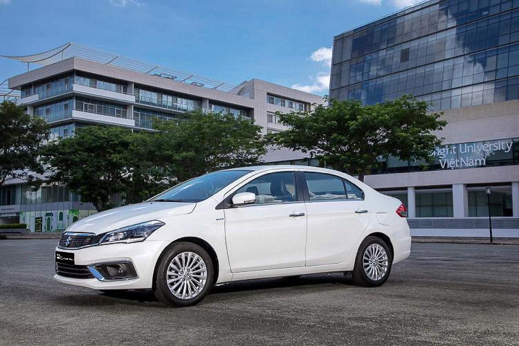 Suzuki Ciaz mới được trang bị hàng loạt công nghệ tân tiến - 3