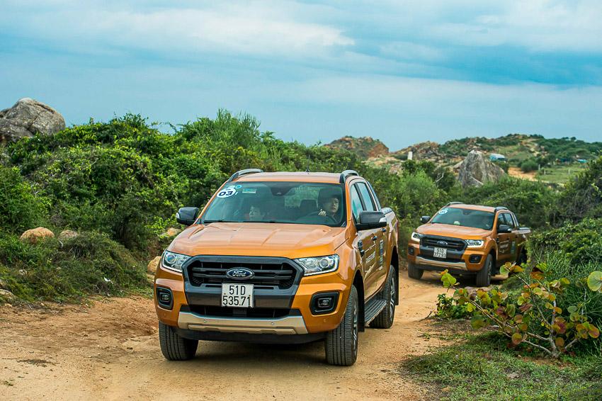 Không quan trọng bạn đi tới đâu, Ford Ranger và Everest đem tới trải nghiệm trọn vẹn trên suốt cả hành trình - 4