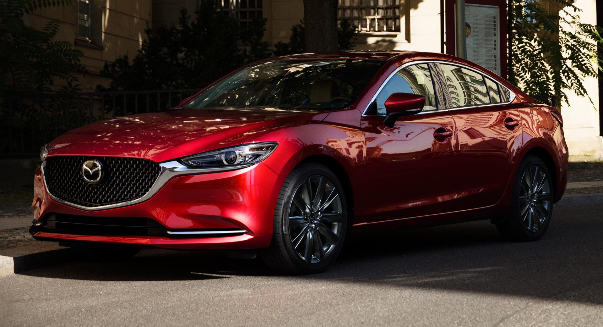 Mazda6 2021 nâng cấp trang bị, thêm phiên bản đặc biệt Carbon - 3