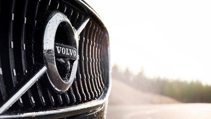 Xe đầu bảng Volvo