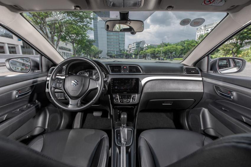 Suzuki Việt Nam thức ra mắt sedan đẳng cấp Ciaz mới - 10