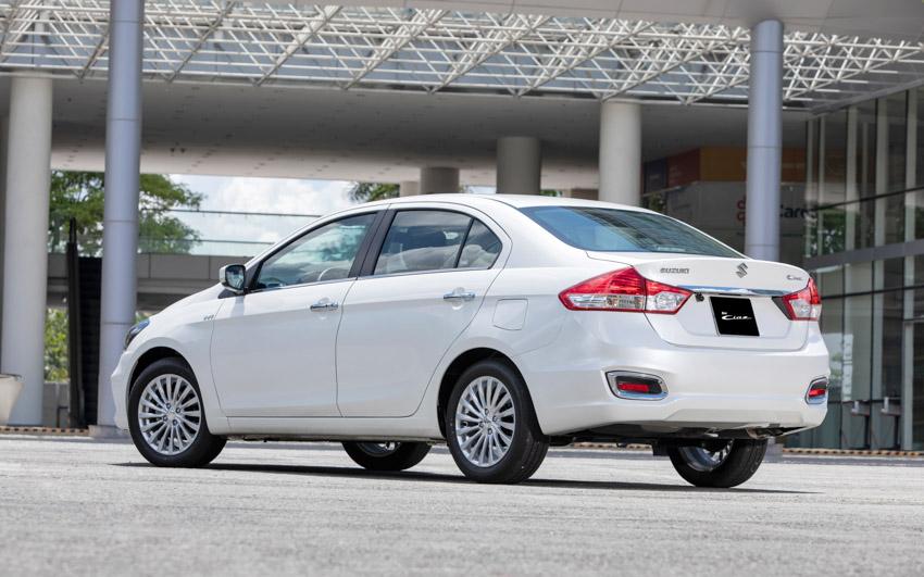 Suzuki Việt Nam thức ra mắt sedan đẳng cấp Ciaz mới - 3