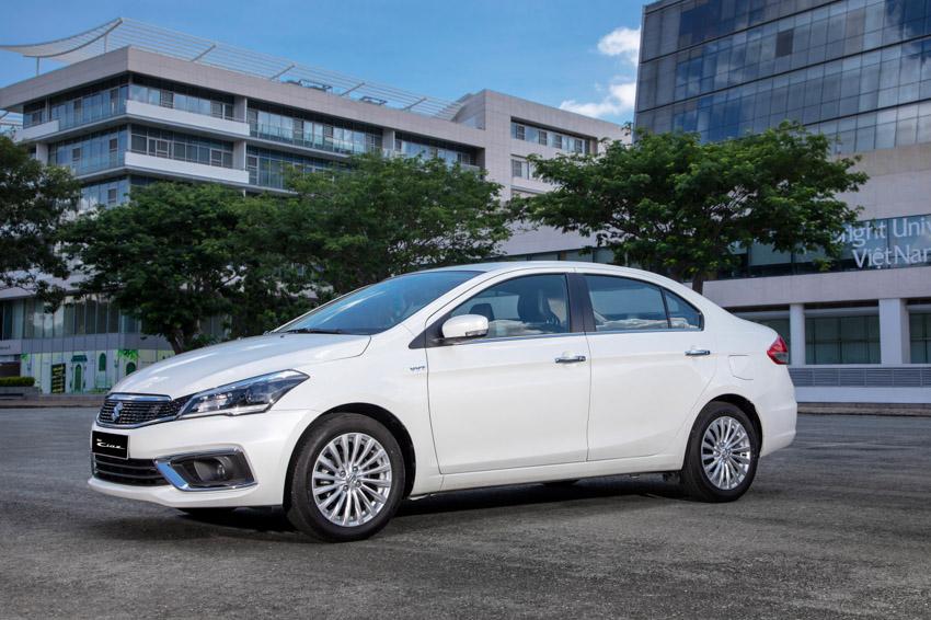 Suzuki Việt Nam thức ra mắt sedan đẳng cấp Ciaz mới - 5