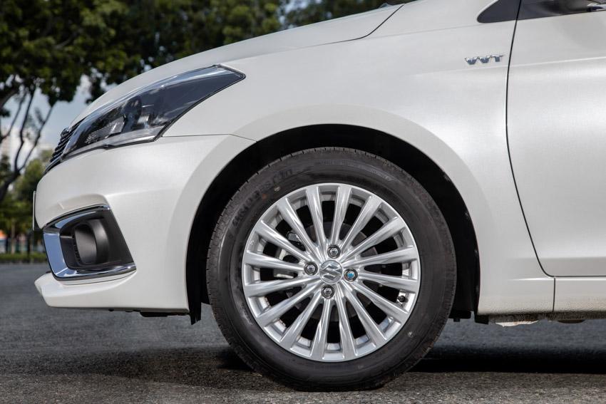Suzuki Việt Nam thức ra mắt sedan đẳng cấp Ciaz mới - 6
