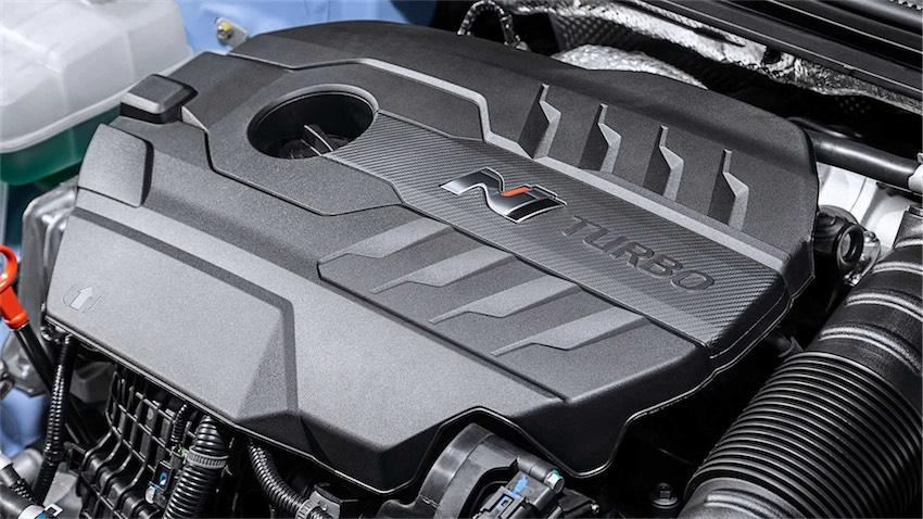 Hyundai i30 N 2021 được trang bị hộp số ly hợp kép mới - 3